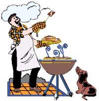 Steak et barbecue